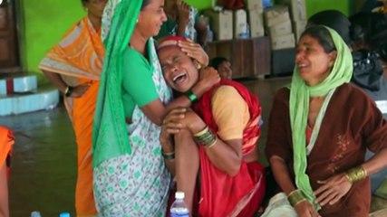 India floods & mudslides kill more 110 dead with many still missing