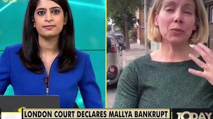 London court declares fugitive businessman Vijay Mallya bankrupt, Indian banks can realise debt - UK