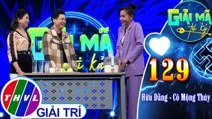 Diễn viên Hữu Đằng cùng mẹ giải đáp thành công câu đố vui và vượt qua thử thách Đồng sức đồng lòng