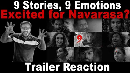 Navarasa Official Trailer Reaction |  Mani Ratnam | | FilmiBeat Malayalam