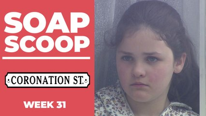 Coronation Street Soap Scoop! Hope suspected of committing arson