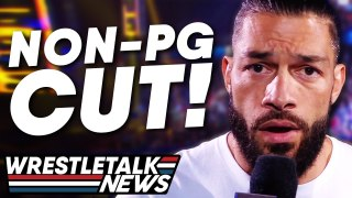 WWE Roman Reigns Missionary Promo CENSORED! Keith Lee News! WWE Raw Review | WrestleTalk