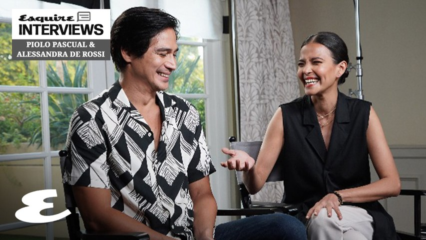 Piolo Pascual & Alessandra De Rossi On Making My Amanda and Platonic Relationships