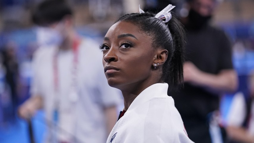 Simone Biles Out Of Olympic Gymnastics Team Finals