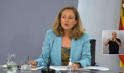 La vicepresidenta Calviño apunta a la subida del SMI en septiembre si el mercado laboral continúa creciendo