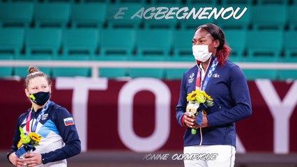 Jeux olympiques Tokyo 2021 - Clarisse Agbegnenou : « Je n'aurais pas pu rêver mieux comme victoire »