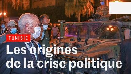 Tunisie : les origines de la crise politique
