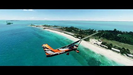 Microsoft Flight Simulator - Trailer di lancio