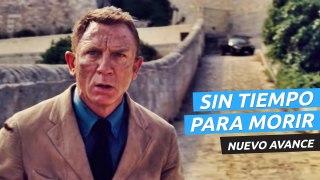 Nuevo avance de Sin tiempo para morir, la última película de James Bond con Daniel Craig