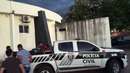 VÍDEO: Em Cajazeiras, homens são presos suspeitos de furto de gado e comércio clandestino de carnes