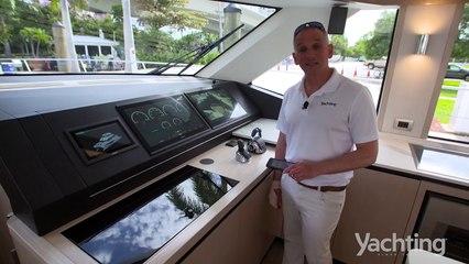 Yacht Walkthrough: Aquila 70 Luxury Power Catamaran