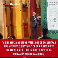 El presidente López Obrador reveló que su hijo menor, Jesús Ernesto, tuvo COVID-19