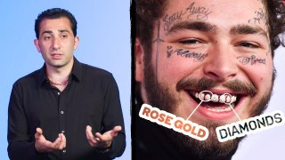 Jewelry Expert Critiques Post Malone's Jewelry Collection