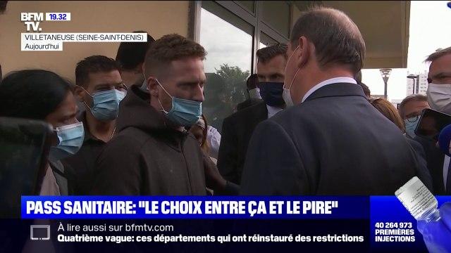 Interpellé sur le pass sanitaire, Jean Castex explique avoir fait