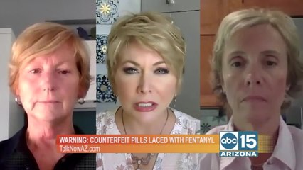 Abuse Coalition Leaders of Arizona: Warning about counterfeit pills laced with fentanyl and your kids