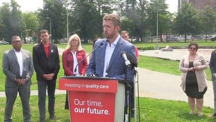 Nova Scotia Liberals release health-care platform for Aug. 17 election