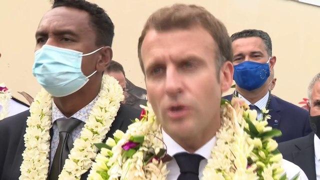 Un Français sur deux complètement vacciné: pour Emmanuel Macron,