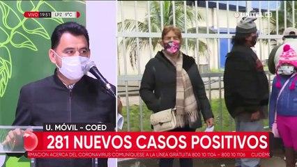 Nuevo récord: Santa Cruz suma más de 40 mil vacunados, los nuevos casos de Covid-19 son 281
