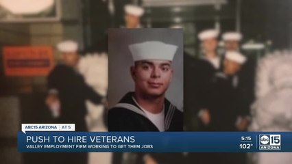 Valley employment firm kicks of initiative to 'hire our heroes'
