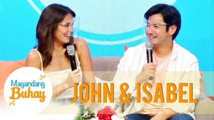 Isabel says that she couldn't believe that John Prats is now a director | Magandang Buhay