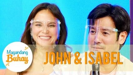 John shares his realizations in his relationship with Isabel | Magandang Buhay