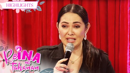 Ruffa shares that her daughters didn't want her dancing on Tiktok | It's Showtime Reina Ng Tahanan