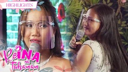 ReiNanay Toyang calls her sister an 'atrimitida' | It's Showtime Reina Ng Tahanan