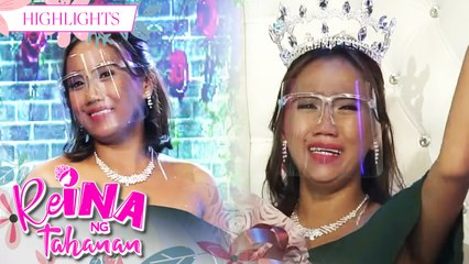 Toyang Garcia as ReiNanay of the day | It's Showtime Reina Ng Tahanan