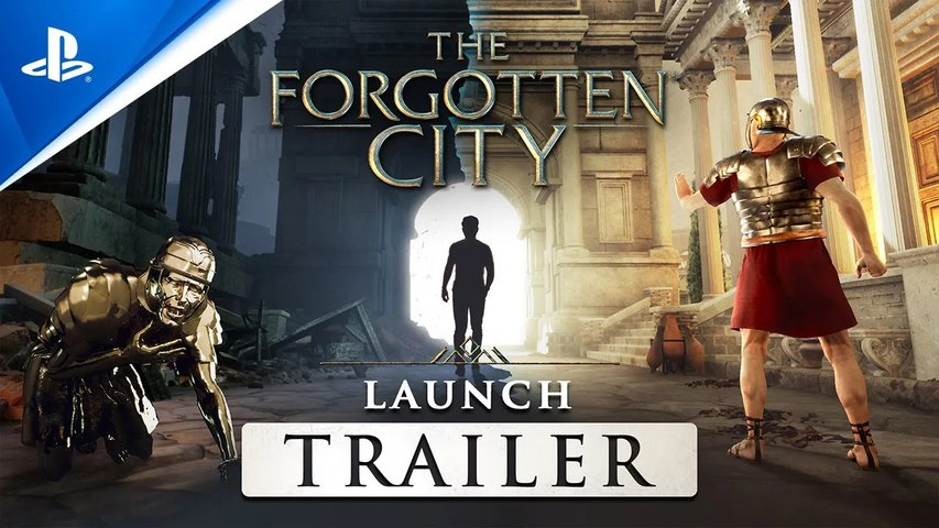 The Forgotten City - Launch Trailer | PS5, PS4