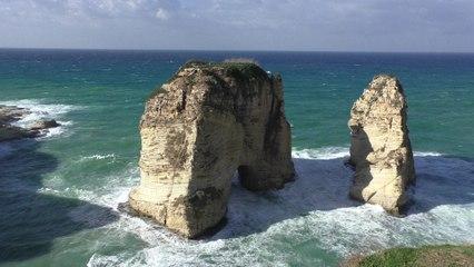 """Dünyanın en önemli manzaralarından biri: """"Güvercin Kayalıkları"""""""