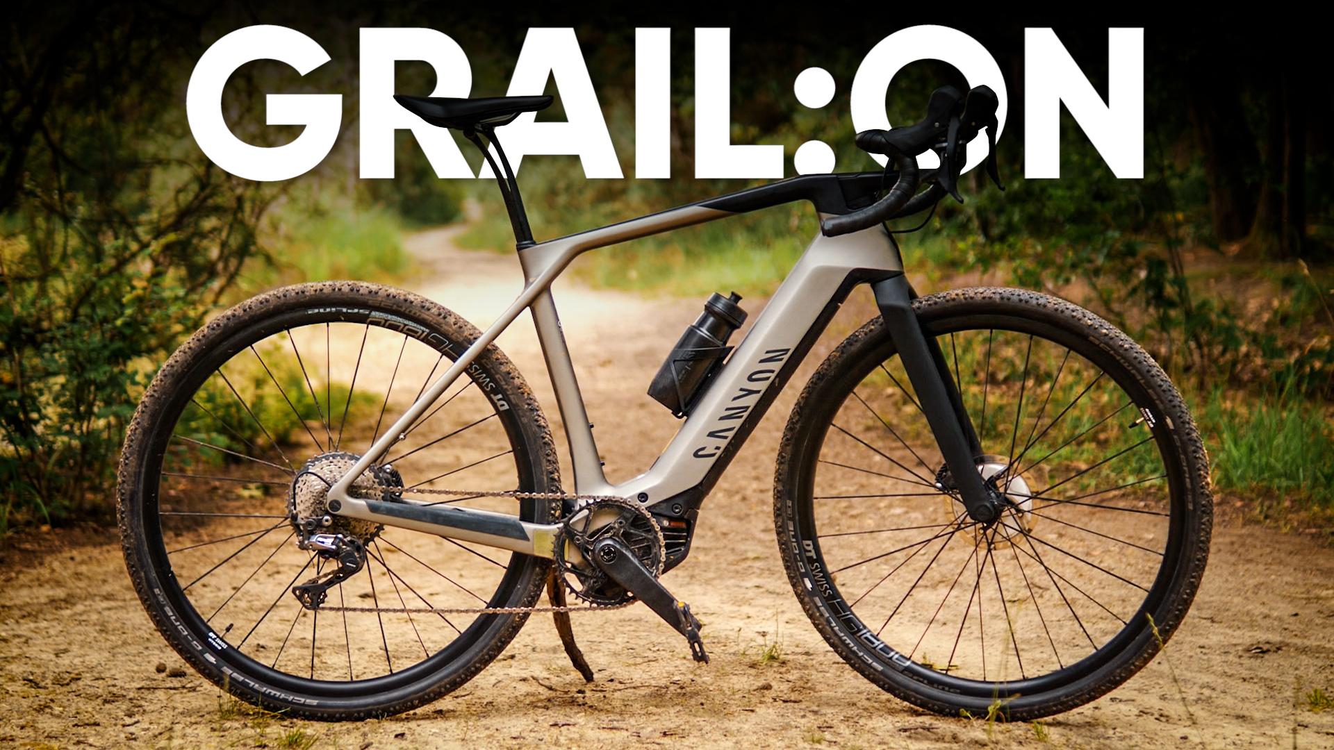 Test du Canyon Grail:ON CF7 : un Gravel à quel prix ?