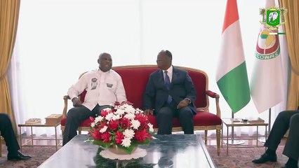 Alhassane Ouattara « Mon entretien avec l'ancien Président, Laurent Gbagbo »