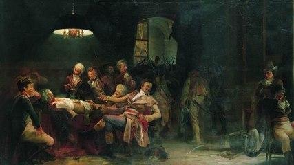 "La ""irónica"" muerte de Robespierre"