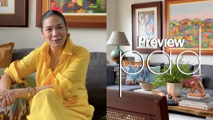 Interior Stylist Leona Panutat's Cozy Whimsical Home   Preview Pad   PREVIEW