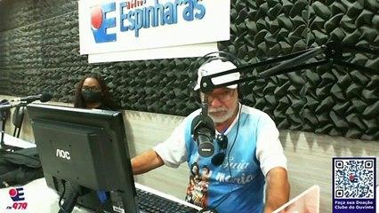 Bandidos invadem residência de radialista de Patos