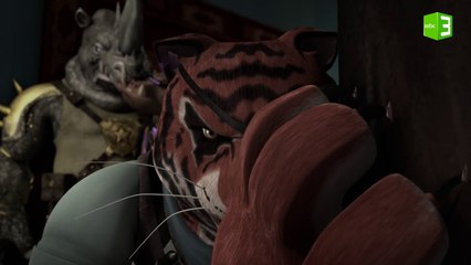 النمر يهدد ويتوعد