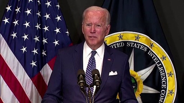 Biden - Cyber attacks could cause 'real shooting war'
