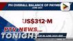 PH posts $312-M BOP in June 2021: BSP