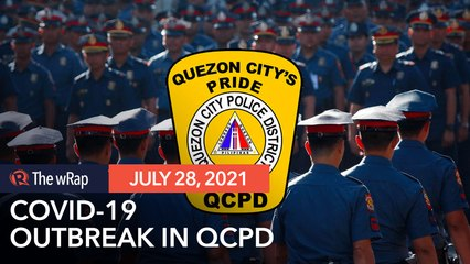 82 QC cops, half of a Novaliches police station, get COVID-19