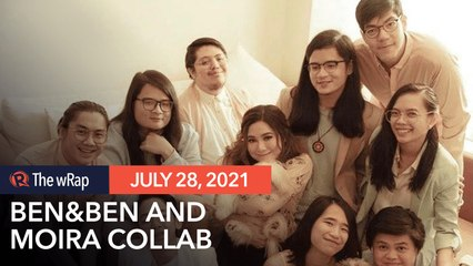 Ben&Ben teases new collaboration with Moira dela Torre