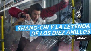 Nuevo avance de Shang-Chi y la Leyenda de los Diez Anillos, la próxima película de la Fase 4 del UCM