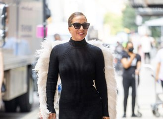 Lady Gaga Wore Angel Wings and 9-Inch Platform Boots for a Casual Stroll