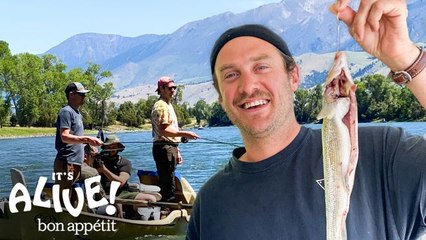 Brad Goes Fly Fishing In Montana Part 1
