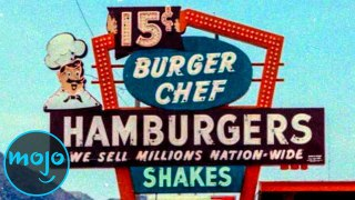 Top 10 Restaurants That Don't Exist Anymore