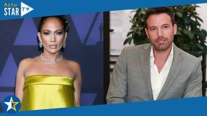 Ben Affleck : ce magnifique bijou qu'il a offert à Jennifer Lopez