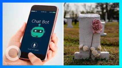 黑鏡劇情真實上演!AI聊天機器人模擬出亡妻回話方式