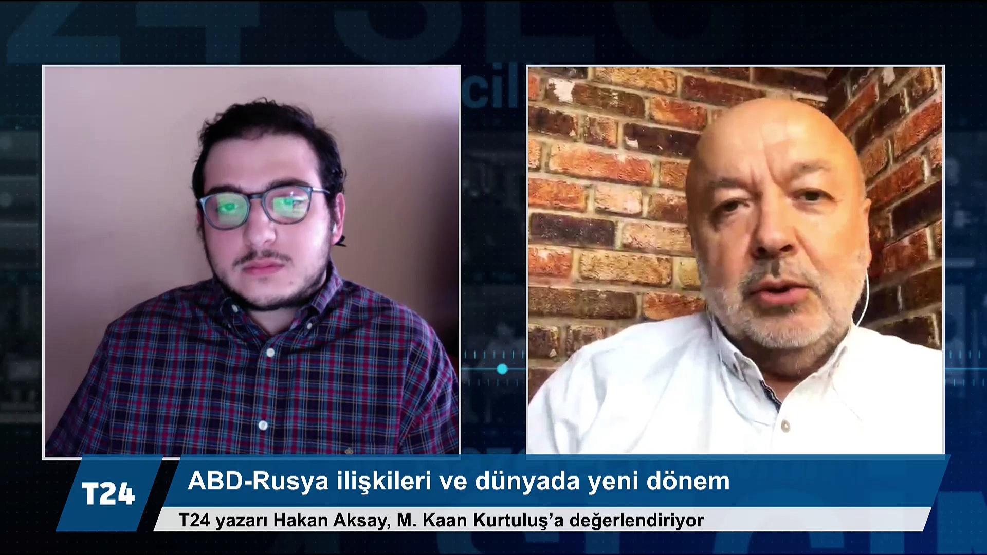 Hakan Aksay: Türkiye'nin her alanda hareketlenmesi Rusya'yı tedirgin ediyor; Türkiye'nin Afganistan'da işin içine girmesi Rusya'da tepkilere yol açtı