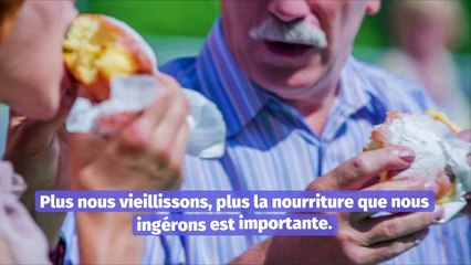 Ces aliments peuvent réduire l'effet de l'âge après 50 ans