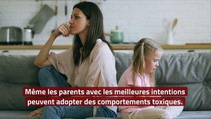 Les comportements toxiques a éviter quand on est parents