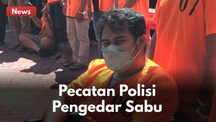 DULU POLISI !! REZA, PECATAN POLISI INI JADI PENGEDAR SABU DI PEKANBARU !!